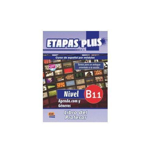 Etapas Plus B1. 1 przewodnik metodyczny, praca zbiorowa