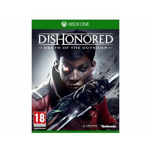 Dishonored: Death of the Outsider PL XONE