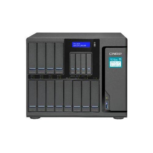 Serwer plików Qnap TS-1635 16-bay (TS-1635-4G) Darmowy odbiór w 21 miastach! (4713213510322)