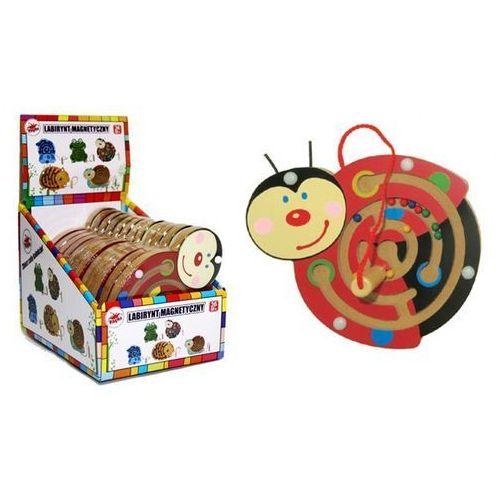 Biedronka, zabawka magnetyczna - marki Brimarex - 2
