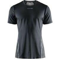 Craft Vent T-Shirt z siateczką Mężczyźni, black XL 2020 Koszulki do biegania Przy złożeniu zamówienia do godziny 16 ( od Pon. do Pt., wszystkie metody płatności z wyjątkiem przelewu bankowego), wysyłka odbędzie się tego samego dnia.