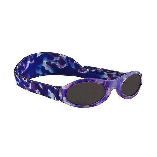 Okulary przeciwsłoneczne dzieci 2-5lat UV400 BANZ - Purple Tortoise