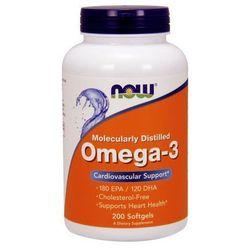Pozostałe leki chorób serca i układu krążenia  Now Foods, USA Hurtownia Suplementów Diety i Kosmetyków Relax