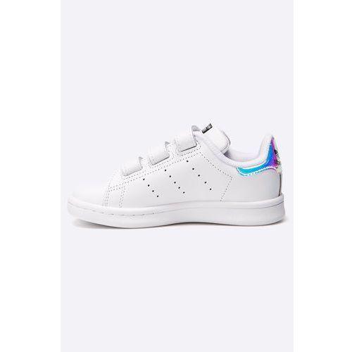 Adidas originals buty dziecięce stan smith cf c