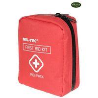Apteczka Mil-Tec midi czerwona (4046872378799)