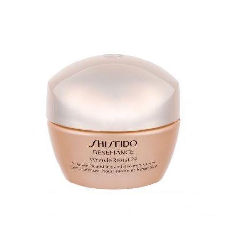Benefiance wrinkle resist 24 intensive krem do twarzy na dzień 50 ml dla kobiet Shiseido