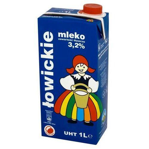 Łowicz Mleko łowickie 1l. 3,2% op.12