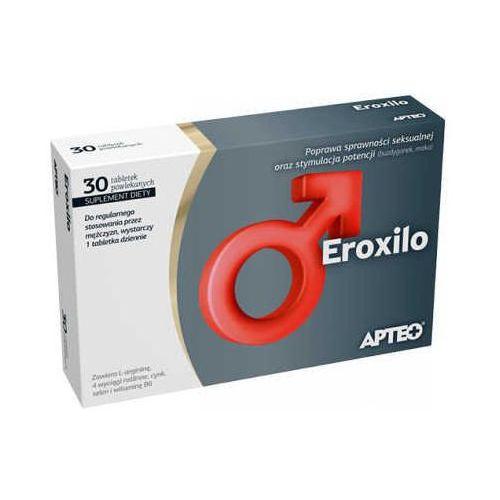 Apteo eroxilo x 30 tabletek Synoptis pharma