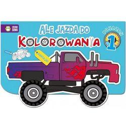 Pojazdy. część 1. ale jazda do kolorowania - opracowanie zbiorowe marki Praca zbiorowa