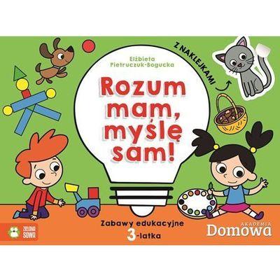 Książki dla dzieci WYDAWNICTWO ZIELONA SOWA