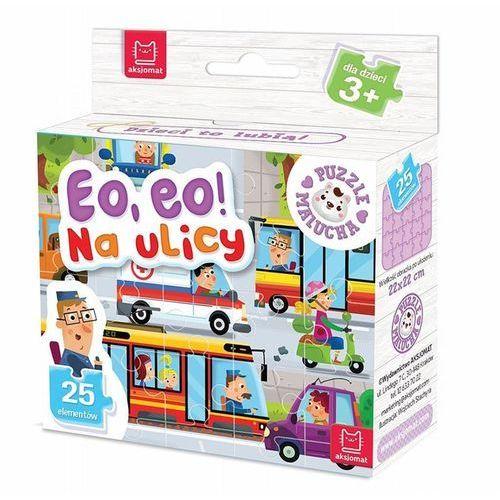 Puzzle malucha Eo, eo! Na ulicy