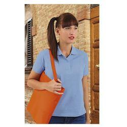 Damskie koszulki polo   ALGODON Koszulki polarypolo Softshel i odzież odblaskowa
