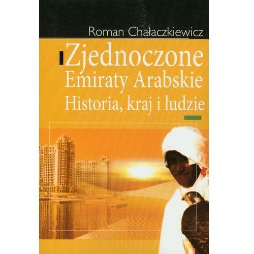 Zjednoczone Emiraty Arabskie (390 str.)