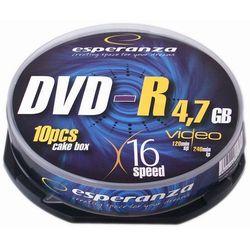 Płyty CD, DVD, BD  ESPERANZA