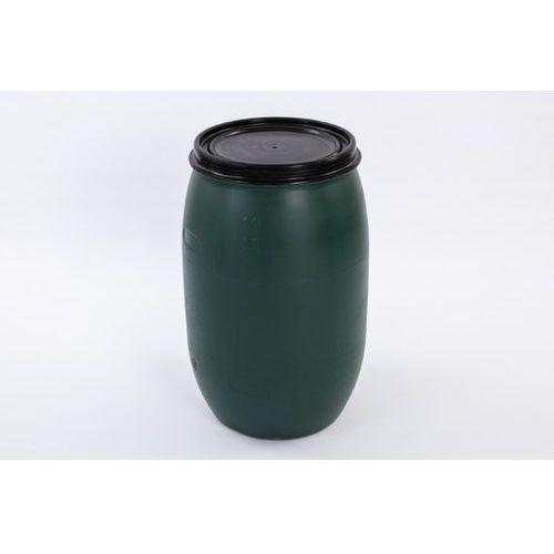 Beczka plastikowa z pokrywką, 120 l