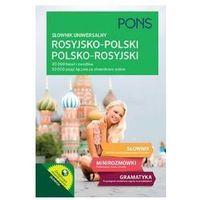 Słownik uniwersalny ros-pol-ros (T)NE - Praca zbiorowa (9788380638174)