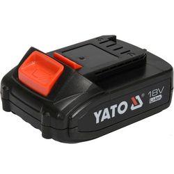 Ładowarki i akumulatory  Yato ELECTRO.pl