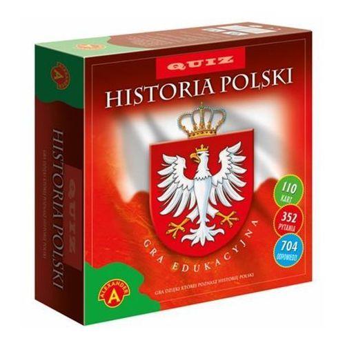 Alexander gra quiz historia polski średn i