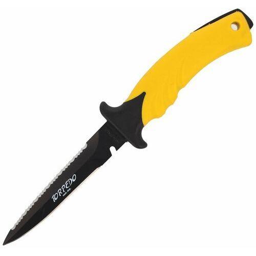 Nóż nurkowy MAC Coltellerie (TORPEDO BE YELLOW)