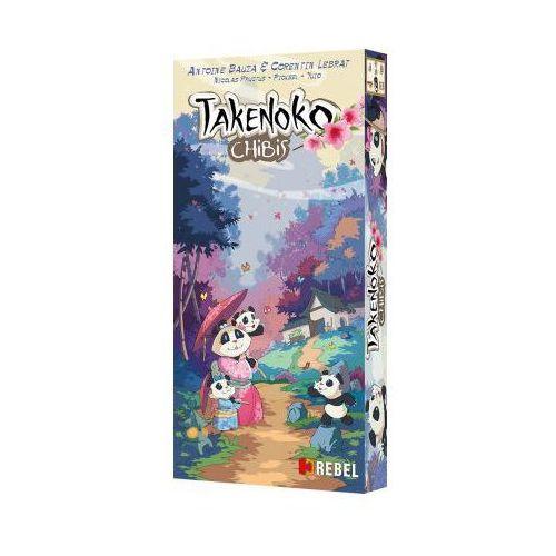 Takenoko: chibis marki Rebel