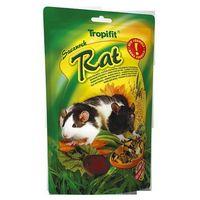 Tropifit rat pokarm dla szczura 500g marki Tropical