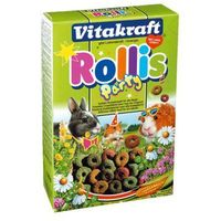 VITAKRAFT Rollis Party - karma dla gryzoni 500g (4008239252470)