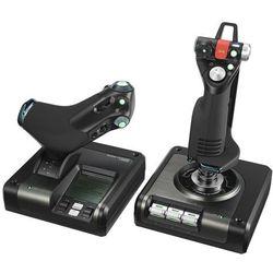 Logitech Joystick 945-000003 g saitek x52 pro flight control system + darmowy transport!