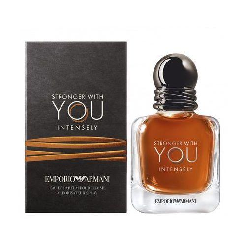 Giorgio armani emporio armani stronger with you intensely woda perfumowana 100 ml dla mężczyzn