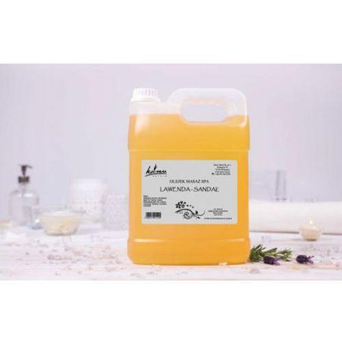 Kanu olej do masażu spa - lawenda i drzewo sandałowe (5000 ml) - Genialny upust
