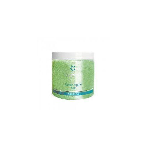 Podo line, sól do kąpieli stóp i ciała, zielone jabłuszko, 250g Clarena