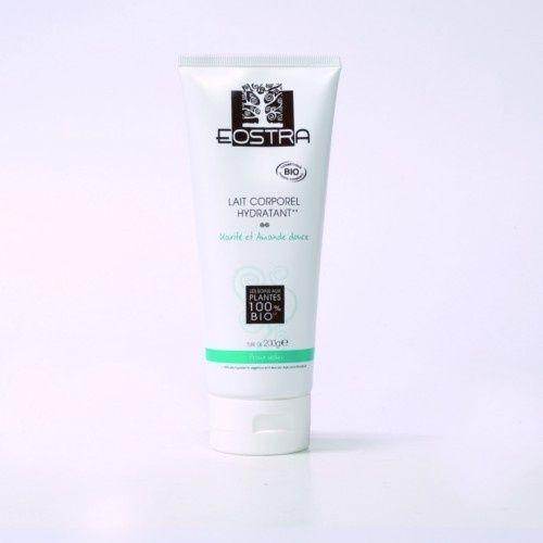 Organiczne mleczko nawilżające do ciała - dla skóry suchej 200g Eostra