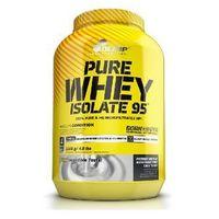 Olimp Sport Pure Whey Isolate 95 - Wanilia, 2200 g - Waniliowy