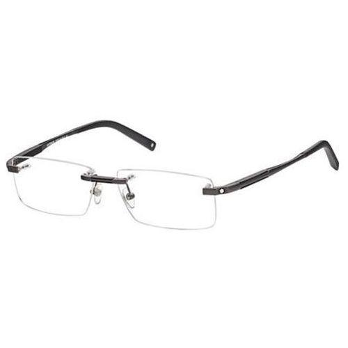 Okulary Korekcyjne Mont Blanc MB0349 008