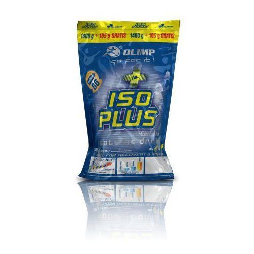 Olimp - ISO PLUS POWDER 1505g lemon - Cytryna