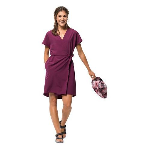 Sukienka VICTORIA DRESS wild berry - S
