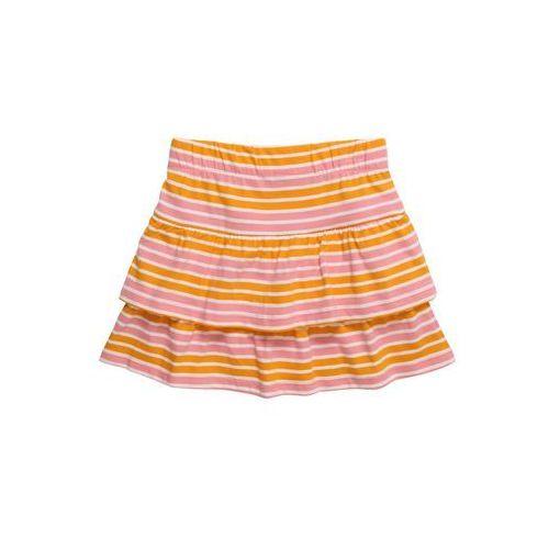 Name it spódnica 'vamaja' pomarańczowy / różowy