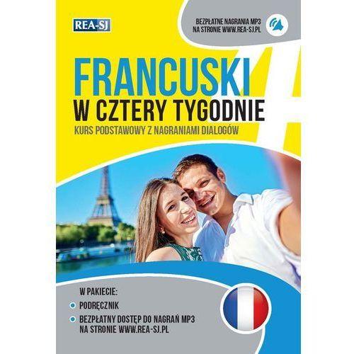 Francuski w cztery tygodnie (296 str.)