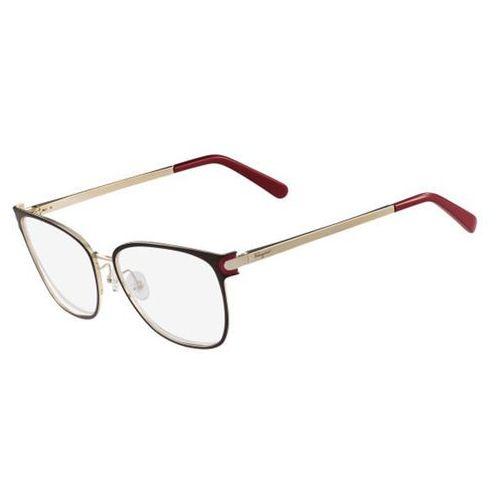 Okulary korekcyjne sf 2150 251 Salvatore ferragamo