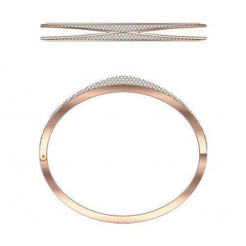 Biżuteria Michael Kors - Bransoleta MKJ6738791