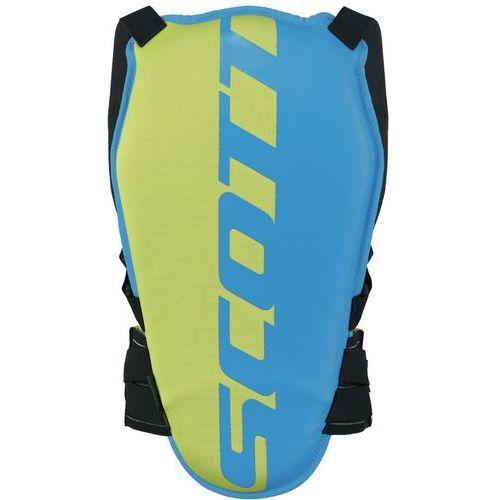 Scott ochraniacz pleców Back Protector Jr Actifit vibrant blue/green XS