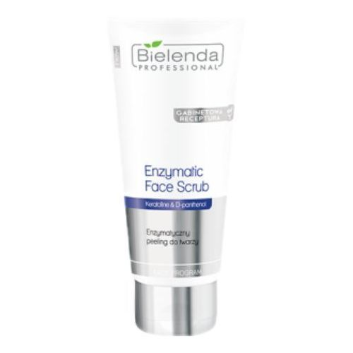 Enzymatic face scrub enzymatyczny peeling do twarzy (70 ml) Bielenda professional