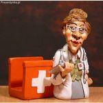 Wizytownik Lekarka Lekarki pani Doktor