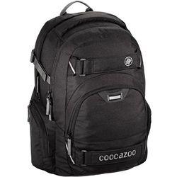 Coocazoo plecak CarryLarry II -   Darmowy odbiór w 20 miastach!, kolor czarny