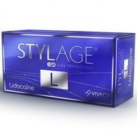 Stylage L z lidokainą (2 x 1 ml)