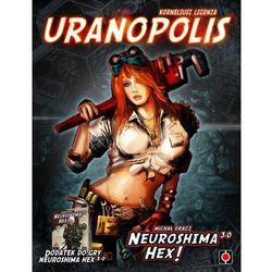 Neuroshima hex 3.0 uranopolis pl + druga gra w koszyku 10% taniej!! marki Portal games
