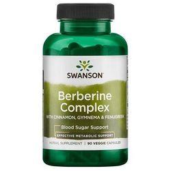 Preparaty na poziom cukru  Swanson, USA Hurtownia Suplementów Diety i Kosmetyków Relax