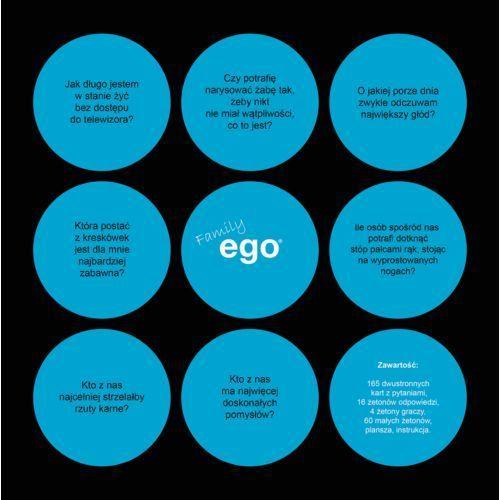 Ego family gra marki Trefl