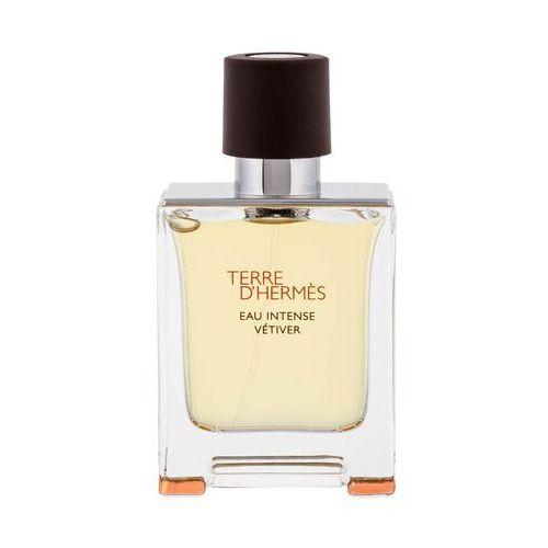 Hermes Terre D´ Hermès Eau Intense Vétiver woda perfumowana 50 ml dla mężczyzn, 40945