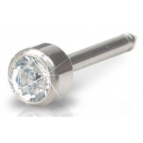 Blomdahl long bezel crystal 4 mm