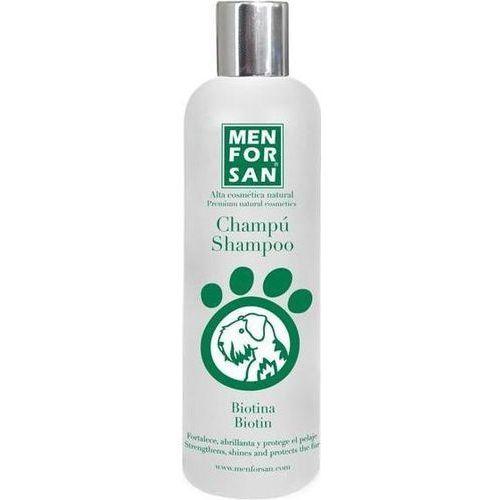 MENFORSAN konia NATURAL szampon z biotyną - 1l, 5100411